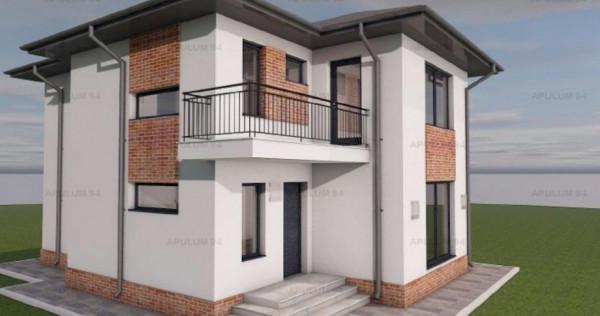Vila in constructie langa Bucuresti - Jilava 1 Decembrie