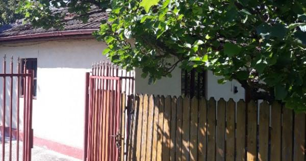 Casa si teren 3000mp Parscov, Buzau