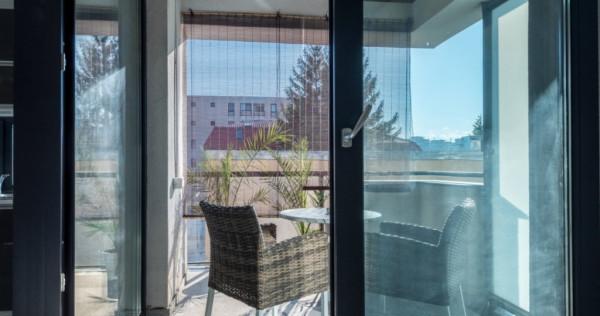 Herastrau- KIseleff- Casin 2 camere LUX- imobil 2017