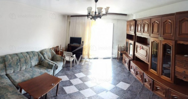 Cod P4343 - Apartament 3 camere-2 bai-DECOMANDAT-Bd. Burebis