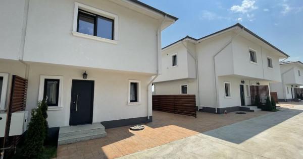 Dezvoltator- Vila Otopeni gata de mutat, toate utilitatil...