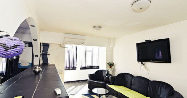 Ultracentral - apartament cu 3 camere