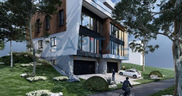 Casa in cartier Gruia,panorama spre oras