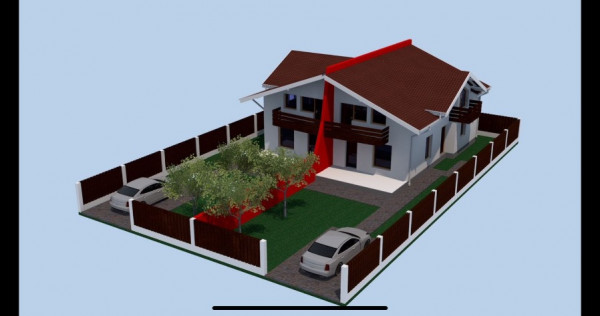 Casa duplex Stupini - cod 9137