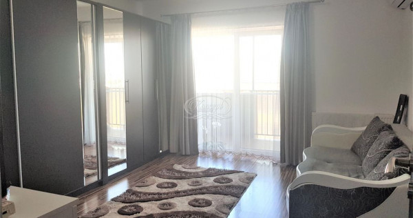 Apartament mobilat si utilat in zona Auchan Iris