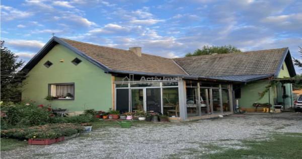 Casa 3 camere - 2200mp teren- Stupini Brasov