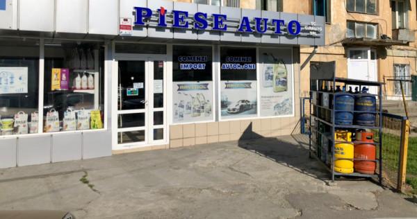 Spațiu comercial în zona Vest din Tulcea