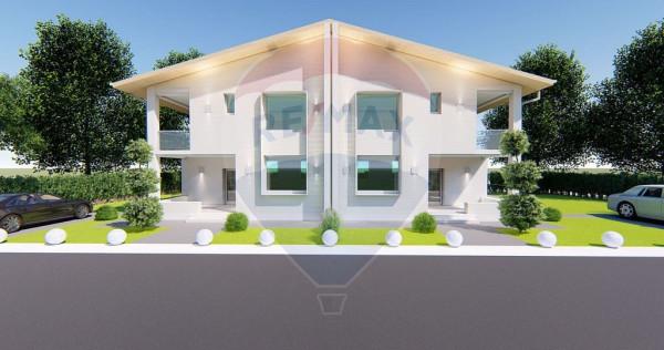 Vila in Duplex | teren 400 mp | Tunari | Toate utilitatile