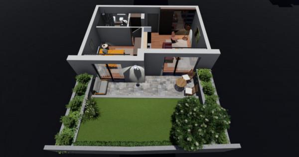 Unirii Fantani apartament ultracentral bloc nou - 2 Camere c