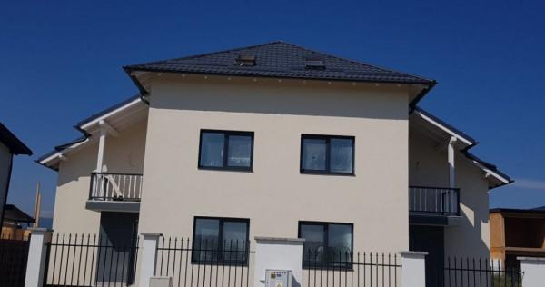 Casa tip duplex, 7 camere, Sanpetru