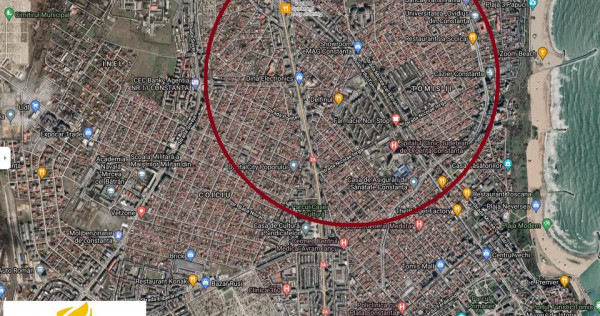 Umtracentral Constanta: Spatiu 800 mp utili, o buna oport...