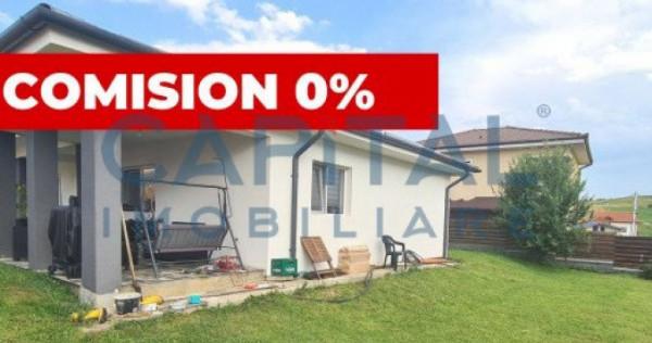 Casa pe un nivel, mobilata, utilata in Dezmir. Comision 0!
