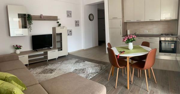 Apartament cu 2 camere 50mp - Giroc