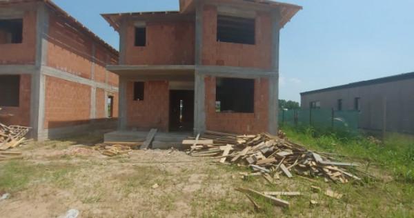 Vila Individuala Magurele-Varteju Central,incalzire in pard