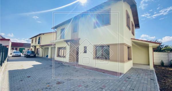 Casa cu 4 camere de tip duplex - constructie noua - garaj 20