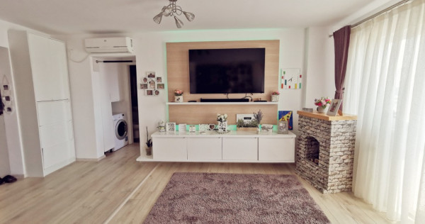 Apartament 3 camere renovat, langa Kaufland