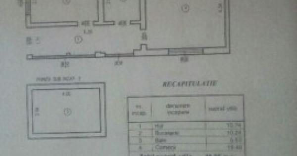 Teren+cladire Prelungirea Ghencea Strada Valea Ursului nr.26
