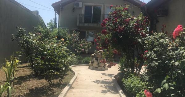 Vila P+1 ,garaj,terasa, pentru sediu firma/locuinta, km 5