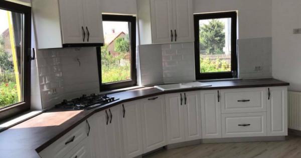 Casa, 2 dormitoare+ mansarda,Bragadiru/Haliu