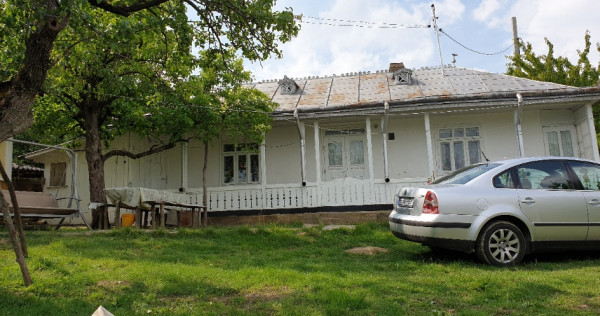 Casa Orașeni-Vale, centru, Jud. Botosani