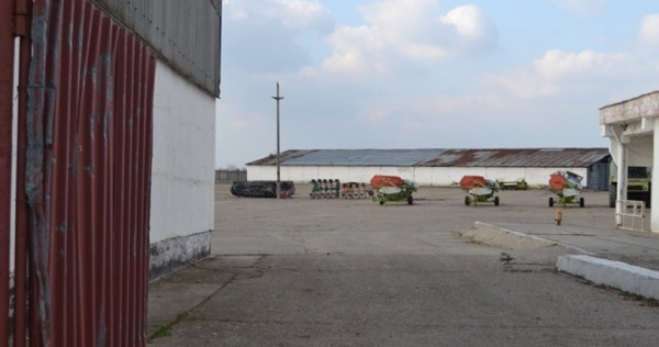 Proprietate imobiliara industriala Independenta Central