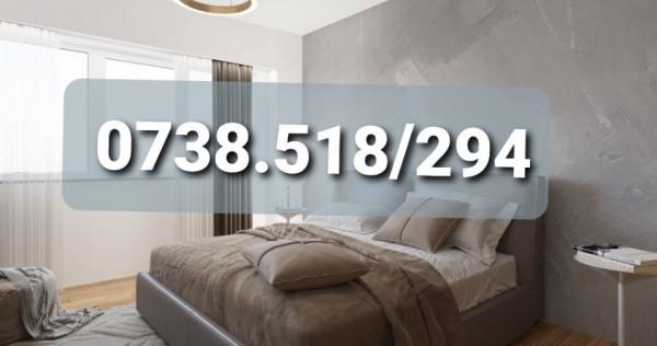 Nicolina Cartier Rezidential apartament 2 camere, bloc nou!