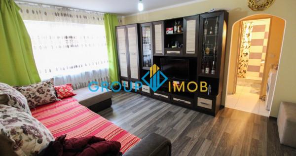2 camere, renovat, Mobilat si Utilat complet