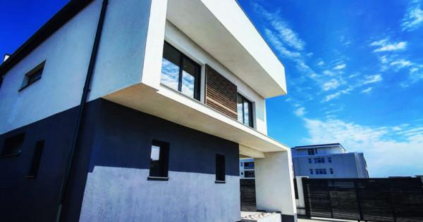 Casa premium p+1 cu încălzire in pardoseala Cumpana