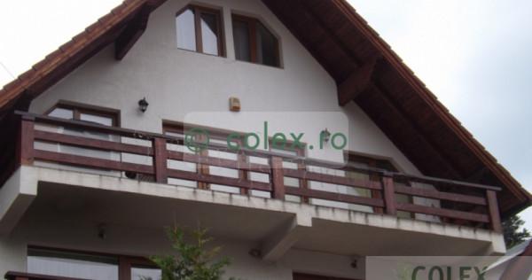 Apartament in vila in Busteni