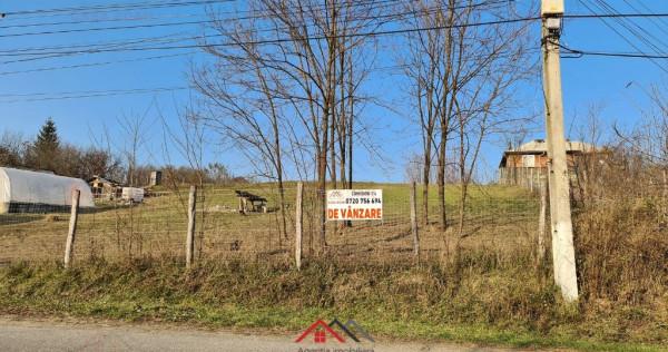 Teren in Alunis,jud PH,asfalt,curent,1250mp, 14.500 euro !