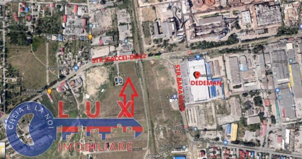 ID 7396 Teren Zona Dedeman
