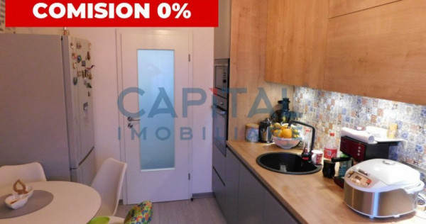 Comision 0! Apartament cu 3 camete decomandat, cartierul Ghe