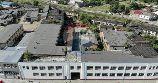 Complex industrial de 9.293mp/ Calea Clujului/Dragos Voda
