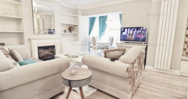 Apartament Lux 3 camere Floreasca/Parc Verdi