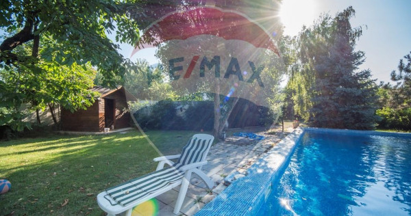 Casa cu piscina, Buftea - Mogosoaia - spectaculoasa - cu ...