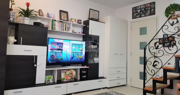 Apartament pe 2 niveluri in zona Auchan Iris