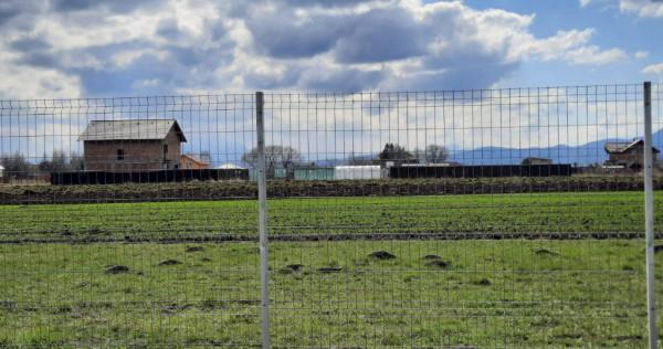 Ultimele terenuri de case, utilitati, Stupini Barsei
