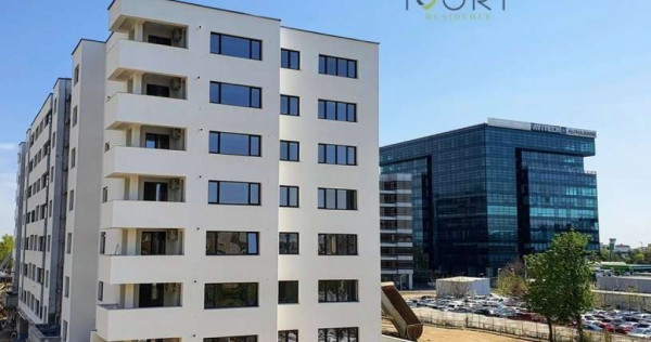 { IVORY RESIDENCE }Apartament 2 camere Rond OMV Pipera