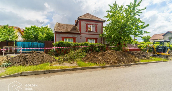 Casa din caramida, S+P+1E, zona Gai, 4 camere