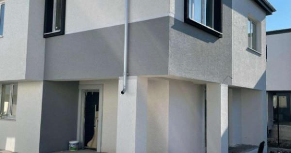 Vila duplex, Popesti Leordeni, finalizata 2021