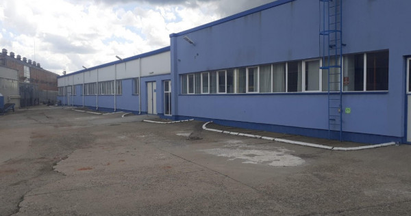 Spatii industriale - Constructie Aleea Industriilor