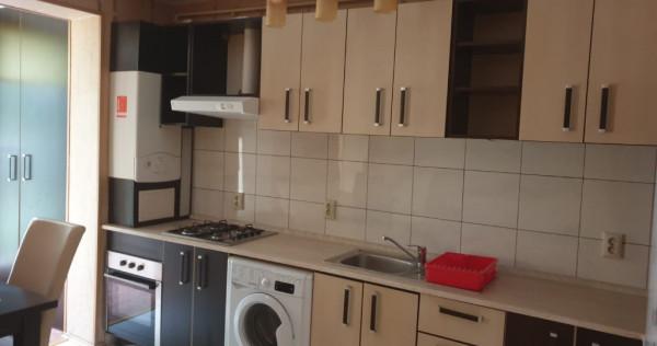 Apartament cu gradina
