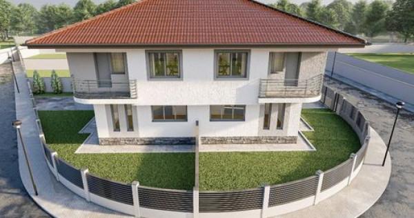 Bragadiru vila duplex clasa lux