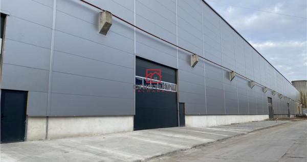Depozit/hala Berceni - IMGB - Metalurgiei,Bucuresti