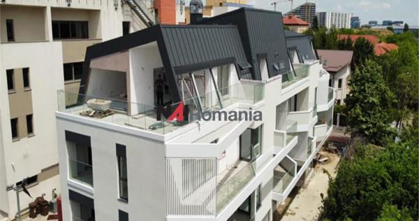 Apartament 2 camere | Aviatiei | Pripu - terase 20 mp