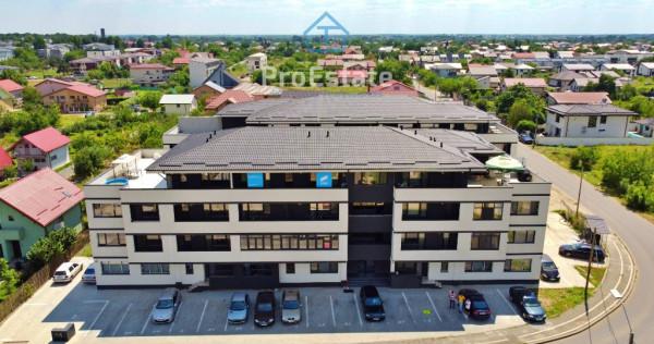 Magurele, Park Residence apartament 3 camere, 78 mp utili!