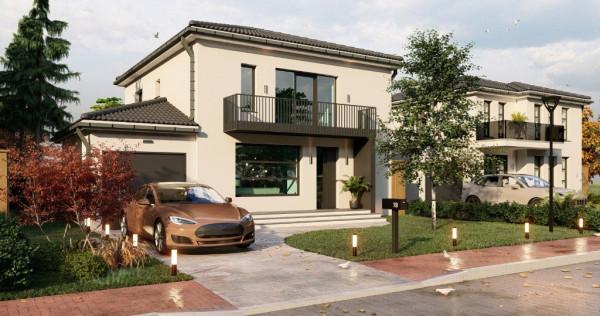 Vila noua in cartierul rezidential Westfield