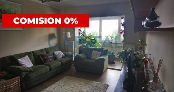 Apartament 2 camere Marasti mobilat/utilat, comision 0!