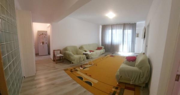3 camere semi-decomandat, mobilat si utilat complet, apartam
