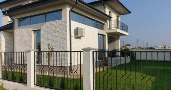 Vila ecologica in complex zen residence la 1km de dn1